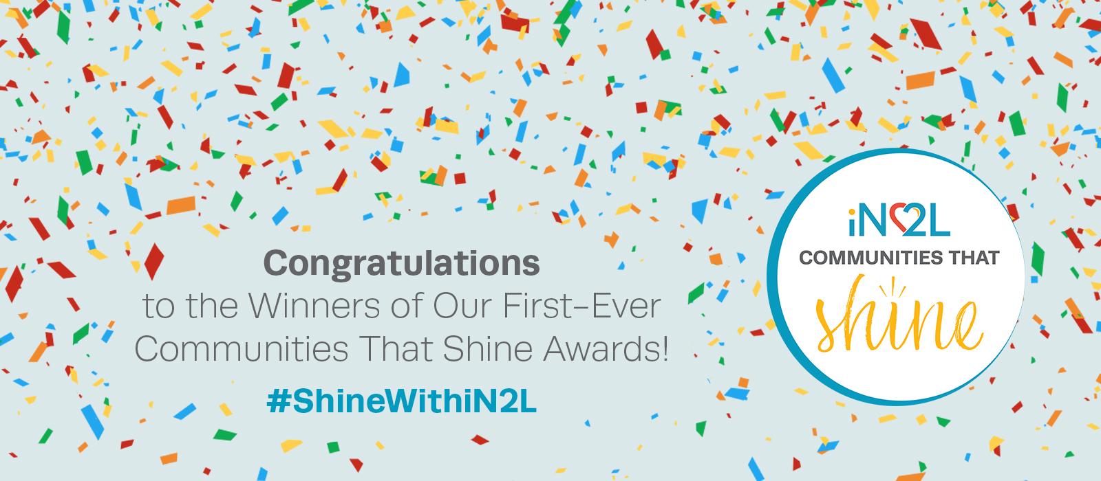 Communities That Shine Awards
